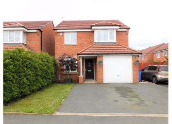 Thumbnail 3 bed detached house for sale in Calder Lane, Manchester