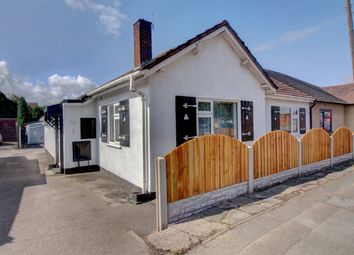 Thumbnail 2 bed semi-detached bungalow for sale in Watling Street, Bridgtown, Cannock