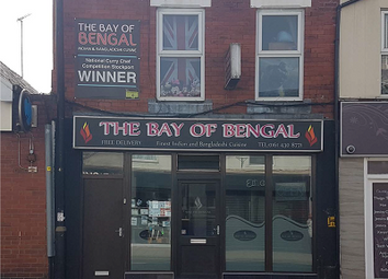 Thumbnail Restaurant Cafe For Sale In Compstall Road Romiley