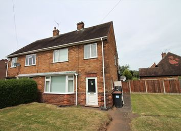 Thumbnail 3 bed semi-detached house for sale in Ash Crescent, Nuthall, Nottingham
