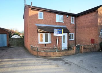Thumbnail 2 bed semi-detached house for sale in St Georges Close, Thorne, Doncaster
