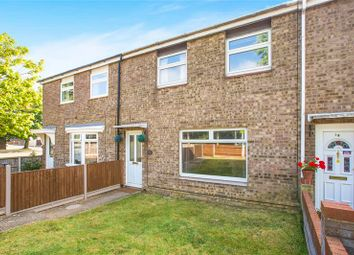 Thumbnail 3 bedroom terraced house for sale in Monarch Road, Eaton Socon, St. Neots