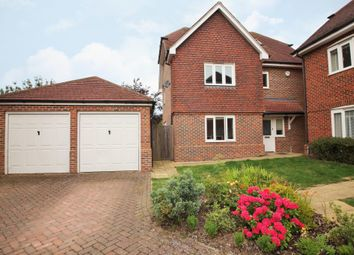 Thumbnail 4 bed detached house for sale in Albany Gardens, Emmer Green, Reading, Berkshire