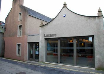 Thumbnail Restaurant/cafe for sale in Lucano Restaurant, Kirkwall, Orkney