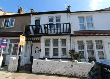 Thumbnail 2 bedroom terraced house to rent in Dalmatia Road, Southend On Sea, Essex