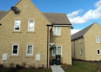 Thumbnail 2 bed semi-detached house to rent in Swangrove Gardens, Tuffley, Gloucester