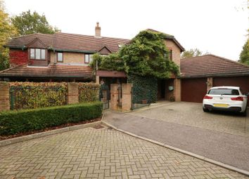 Thumbnail 5 bed detached house to rent in Ketelbey Nook, Old Farm Park, Milton Keynes