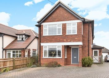 Thumbnail 4 bed detached house for sale in Abbott Road, Abingdon