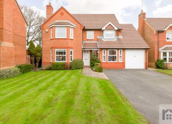 Thumbnail 4 bed detached house for sale in Gleneagles Drive, Euxton