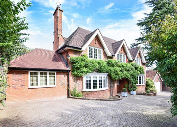 Thumbnail 5 bed detached house for sale in Courtlands Hill, Pangbourne