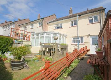 Thumbnail 2 bedroom end terrace house for sale in Taunton Avenue, Plymouth