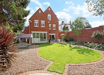 Thumbnail 5 bed detached house to rent in Egham Hill, Englefield Green, Egham