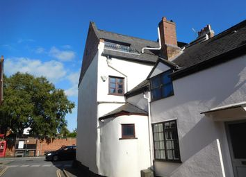 Thumbnail 2 bed end terrace house for sale in Fore Street, Topsham, Exeter