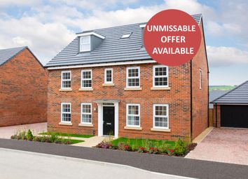 "Thumbnail 5 bed detached house for sale in ""Buckingham"" at Newton Road, Burton-On-Trent"