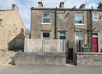 Thumbnail 1 bed terraced house for sale in Park Place West, Lightcliffe, Halifax