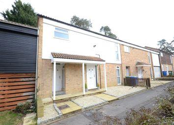 Thumbnail 3 bed terraced house for sale in Ollerton, Bracknell, Berkshire