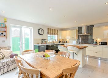 Thumbnail 4 bed detached house for sale in Sywell Road, Overstone, Northampton, Northamptonshire