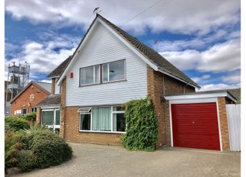 Thumbnail 4 bed detached house for sale in Barking Road, Ipswich
