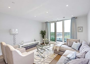 Thumbnail 3 bed flat for sale in Sophora House, Vista Chelsea Bridge Wharf, London