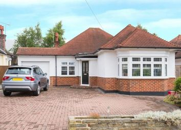 Thumbnail 3 bed bungalow for sale in Surman Crescent, Hutton, Brentwood, Essex