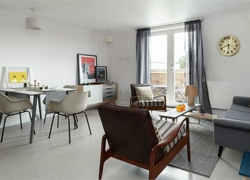 Thumbnail 1 bed flat for sale in Old Devonshire Road, London