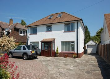 Thumbnail 3 bed detached house for sale in Western Way, Alverstoke, Gosport