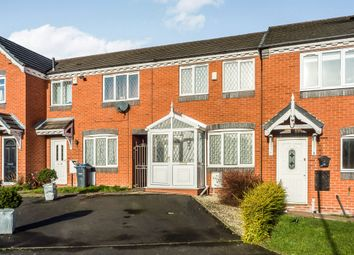 Thumbnail 2 bed terraced house for sale in Wilmot Drive, Tipton