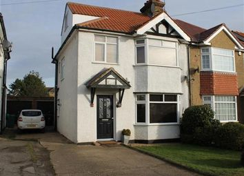 Thumbnail 3 bed semi-detached house to rent in Denham Way, Denham, Uxbridge