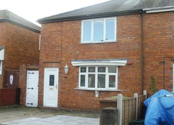 Thumbnail 3 bed property to rent in Peach Avenue, Darlaston, Wednesbury