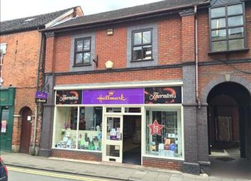 Thumbnail Retail premises to let in 25-29 High Street, Cheadle, Staffordshire