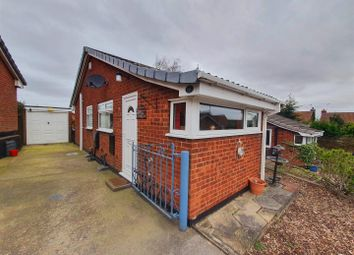 Thumbnail 2 bed bungalow for sale in Garwick Close, Forest Town, Mansfield
