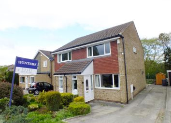 Thumbnail 2 bed semi-detached house to rent in Turnberry Grove, Alwoodley, Leeds