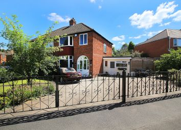 Thumbnail 4 bed semi-detached house for sale in Ventnor Road, Solihull