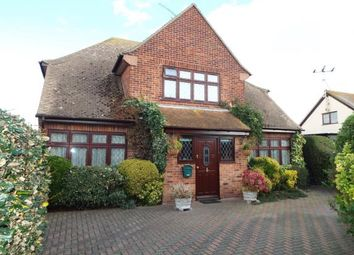 Thumbnail 4 bed detached house for sale in Lyndhurst Road, Holland-On-Sea, Clacton-On-Sea