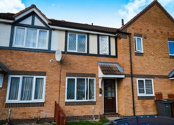 Thumbnail 2 bed terraced house for sale in Heather Close, Oswestry