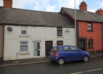 Thumbnail 2 bedroom terraced house for sale in Newgate Street, Llanfaes, Brecon