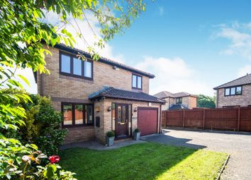Thumbnail 4 bed detached house for sale in Bryn Creigiau, Groesfaen, Pontyclun