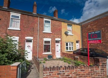 Thumbnail 2 bed terraced house for sale in Park Terrace, Doncaster
