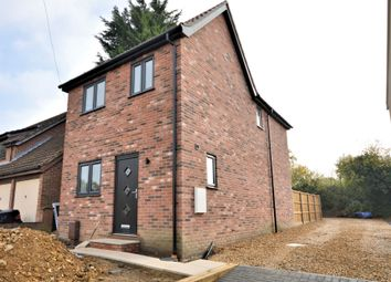 Thumbnail 2 bed detached house for sale in Station Road, Yaxham, Dereham