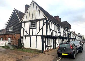 1 bed maisonette for sale in Bunyans Mead, Elstow, Bedford, Bedfordshire MK42