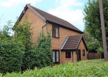 Thumbnail 3 bed detached house for sale in Kents Hill, Milton Keynes