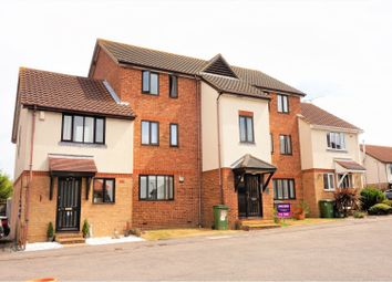 Thumbnail 1 bed flat for sale in Robinia Close, Steeple View