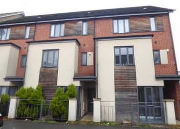 Thumbnail 4 bed town house for sale in Four Chimneys Crescent, Hampton Vale, Peterborough