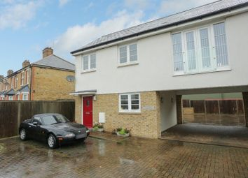 Thumbnail 2 bed end terrace house for sale in St. Lukes Avenue, Ramsgate