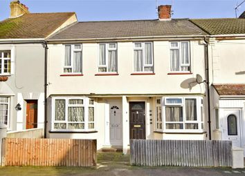 Thumbnail 2 bedroom maisonette for sale in Macdonald Road, Gillingham, Kent