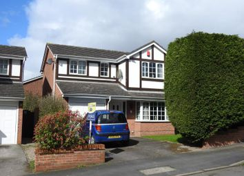 Thumbnail 4 bed detached house for sale in Victoria Road, Sherwood, Nottingham