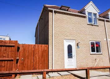 Thumbnail 3 bed semi-detached house for sale in Peterborough Road, Peterborough