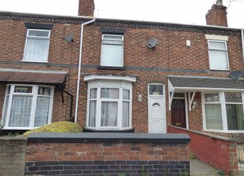 Thumbnail 2 bed terraced house for sale in Gresty Terrace, Crewe