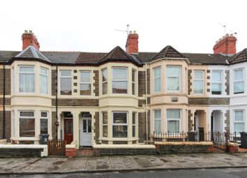 Thumbnail 3 bed terraced house for sale in Brithdir Street, Cathays, Cardiff
