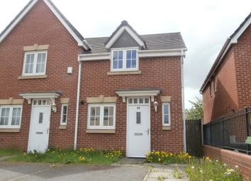 Thumbnail 2 bed property to rent in Purcell Road, Wolverhampton